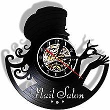 yltian Manicurist Beauty Nail Salon Studio Vinyl