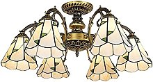 YMBLS Chandeliers, Household Chandeliers, Glass
