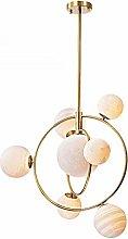 YMBLS Sputnik Chandelier Lighting,for
