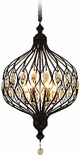 YMBLS Sputnik Chandelier Lighting,for Cloakroom