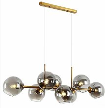 YMBLS Sputnik Chandelier Lighting,for Living Room