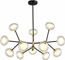 YMBLS Sputnik Chandelier Lighting,for Room