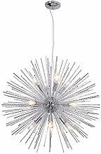 YMBLS Sputnik Chandelier Lighting,Suitable for