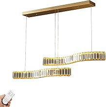 YMLSD Chandeliers,Led All Copper Crystal