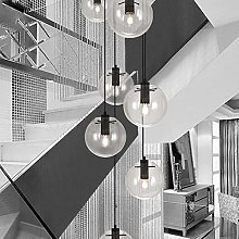 YMLSD Chandeliers,Staircase Chandelier Modern