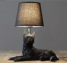YMLSD Creative Animals Table Lamp Bedroom Bedside