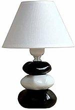 YMLSD Desk Lamps,Bedside Lamp Simple Ceramic Table