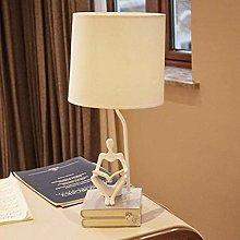 YMLSD Desk Lamps,Postmodern Retro Resin Table Lamp