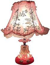 YMLSD Table Lamps,Crystal Table Lamp Bedside Desk