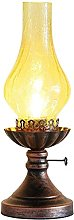 YMLSD Table Lamps,Led Bedroom Bedside Lamp Table
