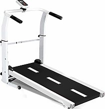 YMN Folding Treadmill Mechanical Silent Fitness