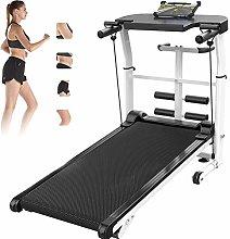 YMN Smart Foldable Treadmill Indoor Silent Fitness