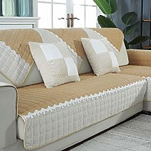 YMOMH Sofa Cover,Extra Thick Non Slip Big