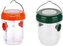 Ymxcwer85851 Wasp Traps Outdoor Hanging Reusable