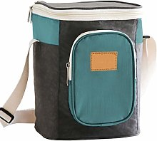 YMXYMM Foldable Lunch Bag,Portable Insulated