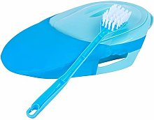 YNGJUENCP Economy Bed Slipper Pan With Lid