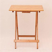 YO-TOKU Computer Desk Folding Tables Square Table