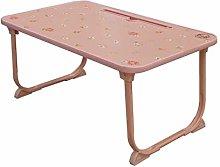 YO-TOKU Foldable Laptop Bed Table Desk Breakfast