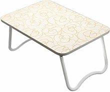 YO-TOKU Laptop Bed Table Desk Foldable Portable