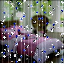 YOBAIH String Curtain Panel,Beads Curtains Crystal