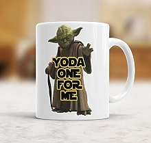 Yoda Coffee Mugs Ceramic Cups and Mugs Cool Mark