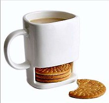 Realistic Fake Coffee Cup Saucer Faux Food Replica Ceramic