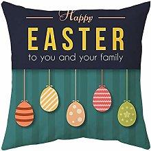Yodio Easter Bunny Pillowcase Sofa Cushion