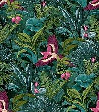 YöL Tropical Rainforest Wallpaper Botanical