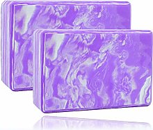 Yoga Block Lightweight Yoga Prop to Support and