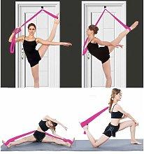 Yoga Stretch Belt, Ballet Stretch Band Lengthening