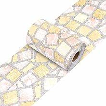 Yoillione Peel and Stick Wallpaper Border Self