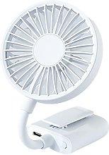 YOISMO Silent Clip-on Fan, Mini Clip on Stroller