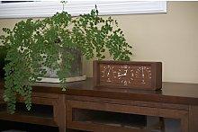 Yokan Desk Clock Union Rustic