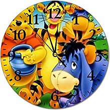 YOKJLDH Winnie The Pooh with Tigger Eeyore PVC