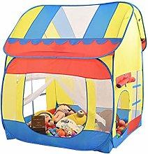 YOLO Play Tent 120x120x140cm,Pop It Up Childrens