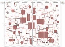 YongFoto 117x183cm Window Curtain, Geometric