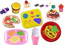 Yongyu Chenzinan Cake Play Clay Set 6 Colors
