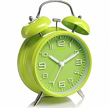 Yonzone Twin Bell Alarm Clock Bedside Alarm Clock