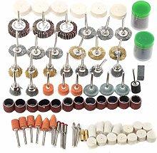 YOPOTIKA 145pcs/ lot Rotary Tool Accessory Set for