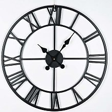 YORKING Large Outdoor Garden Wall Kitchen Clock