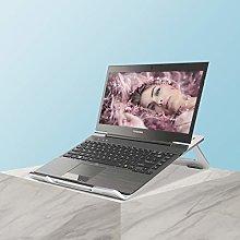 YORKING Portable Aluminum Laptop Stand Lazy Lap