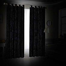 Yorkshire Bedding Blackout Curtain 46 x 54 Cm