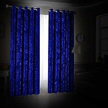 Yorkshire Bedding Blackout Curtain 46 x 54 Eyelet