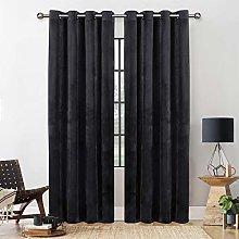 Yorkshire Bedding Blackout Curtain 54 Drop Eyelet