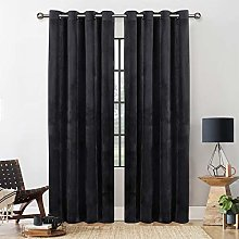 Yorkshire Bedding Blackout Curtain 66 x 72 Room