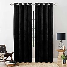 Yorkshire Bedding Blackout Curtain 90 x 108 Cm