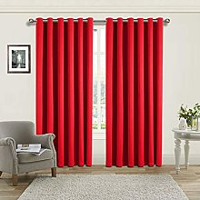 Yorkshire Bedding Blackout Curtain 90 x 108 Ring