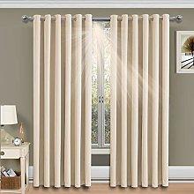 Yorkshire Bedding Blackout Curtain 90x72 Eyelet