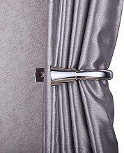 Yorkshire Bedding Curtain Poles Metal Extendable