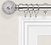 Yorkshire Bedding Mosaic Curtain Pole Extendable